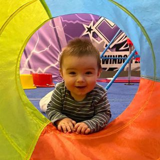 Gym Babies - a fun way to bond with your baby